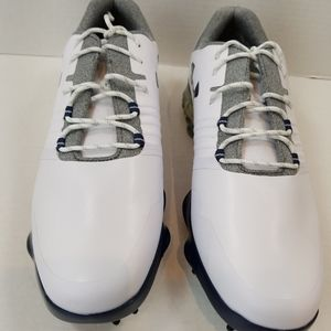 *New Under Armour Navy Blue Golf Shoes